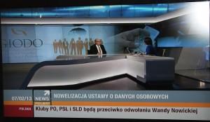 GIODO w Polsacie