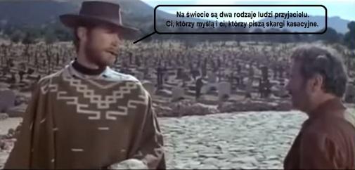 Clint Eastwood to przewidział