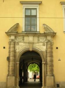 kuria krakowska